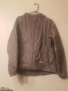 Ladies Columbia Rain jacket