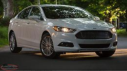 2016 Ford Fusion Se Leather AWD Luxury Package