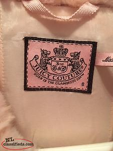 Beautiful JUICY COUTURE Girls Dress Coat