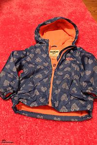 Osh Kosh 2T lined spring/fall coat