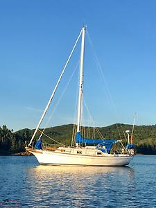 1983 Bayfield 29' Sailboat