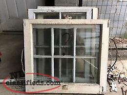 Looking for old wooden windows don't need to have glass