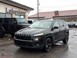 DEMO 2018 Jeep Cherokee Limited 4X4