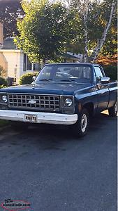80s Chev Truck Wanted