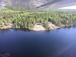 Cottage lot in Millers Waters area near Gander