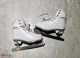 Girls Cameo by Jackson 1800 Skates - Size 2