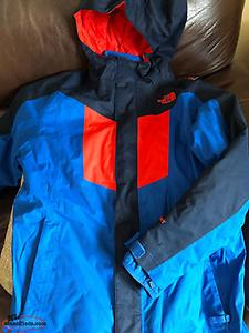 Boys North Face 3 in 1