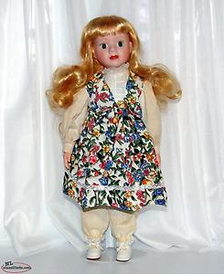 "16"" Porcelain Doll Princess Collection"