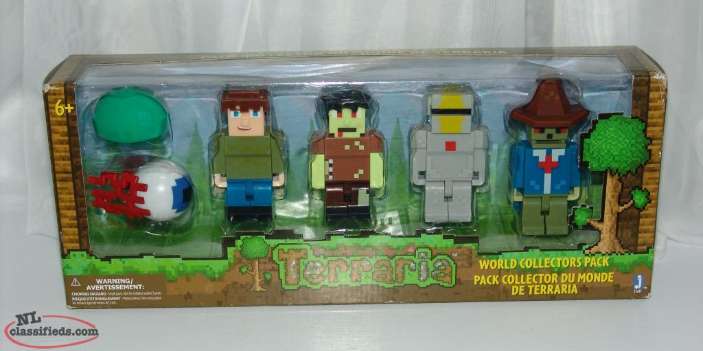 Terraria Figures New