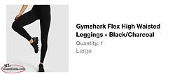 GYM SHARK FLEX LEGGINGS
