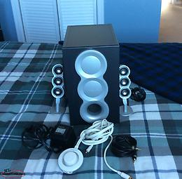 Creative Labs speaker system