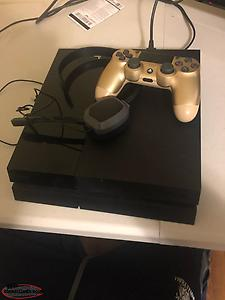 PS4 Play Station 4 For Sale.