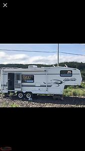Selling 5th Wheel Travel Trailer