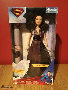 Lois lane barbie