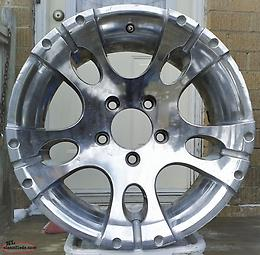 GM & FORD ALLOY WHEELS