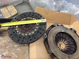Sbc clutch kit