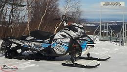 2014 Summit 800etec 146""