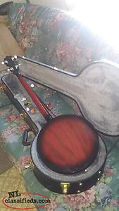Alabama 5 String Banjo