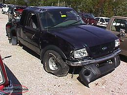 Wanted Ford Ranger Parts Truck