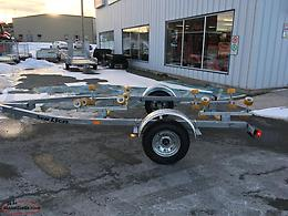 seaLion 2200lb galvanized boat trailer
