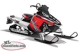 2014 POLARIS RMK ASSAULT 800 **NEW NON CURRENT**