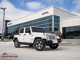 2016 Jeep Wrangler Unlimited Unlimited Sahara $311.66 B/W (Tax In)