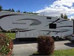 38 Foot Fifth Wheel Camper For Sale