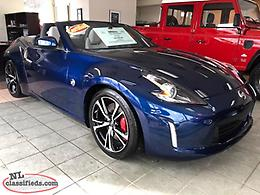 2019 NISSAN 370Z CONVERTIBLE SPORT TOURING WITH 5,000KMS
