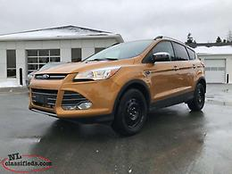 2016 Ford Escape SE - 4WD (WARRANTY FOR LIFE)