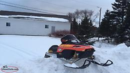 2003 550f Summit Skidoo