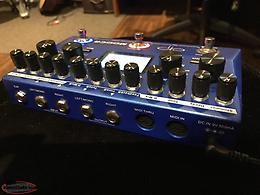 Mooer Ocean Machine Reverb / Delay Pedal