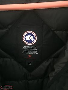 Authentic Canada goose Brookvale Hoody