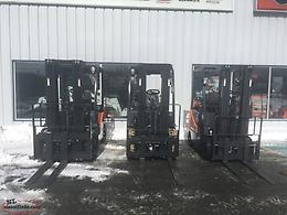 Doosan Forklifts now at Atlantic Trailer and Equipment