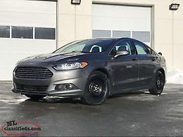 2013 Ford Fusion SE at FWD (NEW TRADE)