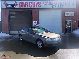BUY HERE PAY HERE 2010 Chevrolet Malibu LS 117Km, Auto, 4 Door, Loaded INSPECTED