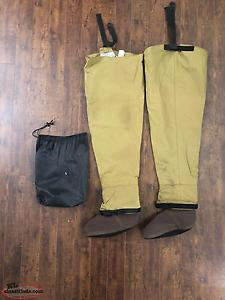 Hip Waders Size: Large