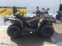 Can-Am Outlander 850 Max XT {2016} {Financing Available}