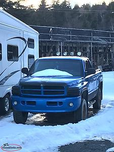 Parting Out 2001 Dodge Ram 1500