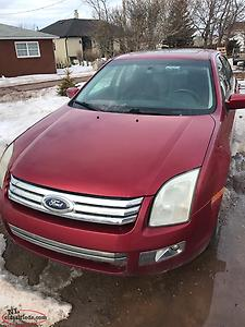 For Sale - 2006 Ford Fusion For Parts