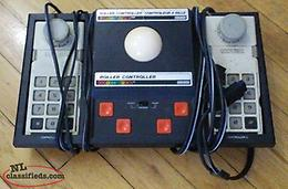 Coleco Roller Controller for Colecovision or ADAM computer