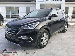 2017 Hyundai Santa Fe Sport Sport Luxury AWD at (WARRANTY FOR LIFE)