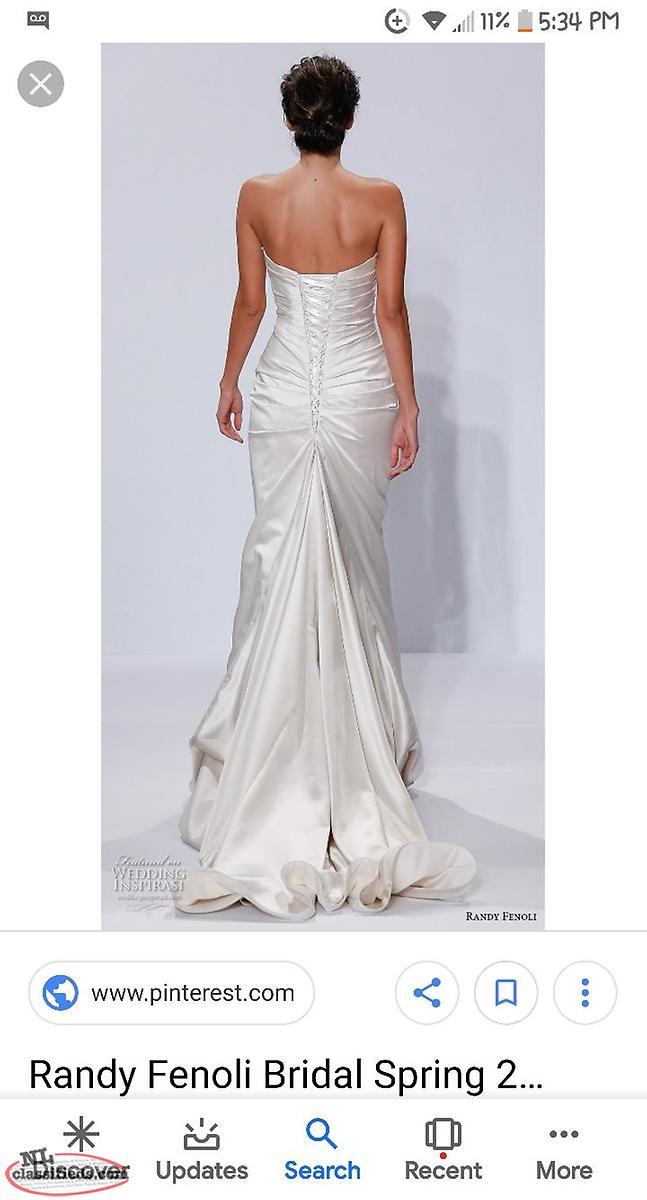 Randy Fenoli Wedding Dresses.Randy Fenoli Wedding Dress
