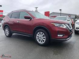 2018 NISSAN ROGUE SV AWD WITH 21,000KMS