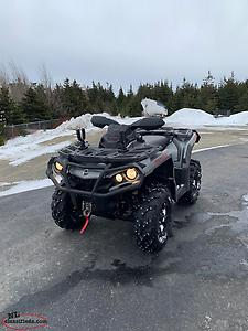 SOLD 2016 Can Am Outlander 650