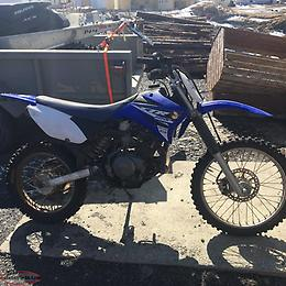 2015 TTR 125 SALE OR TRADE
