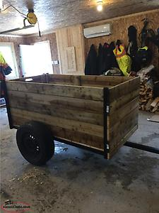 Selling A Woods Trailer!