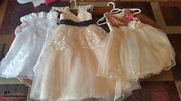 Flower Girl Dresses size 3-4