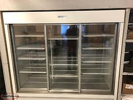 Three Door Fridge