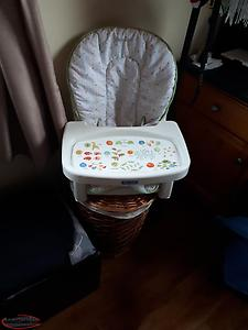 Baby High Chair for Sale