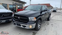 2015 Ram 1500 Quad Outdoorsman ECO Diesel